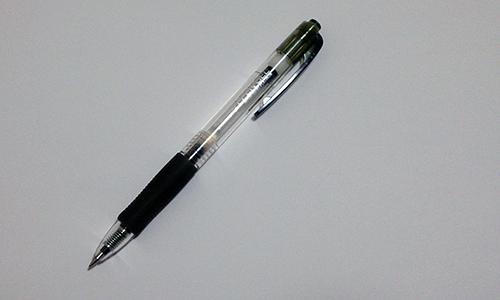ゲルボールペン