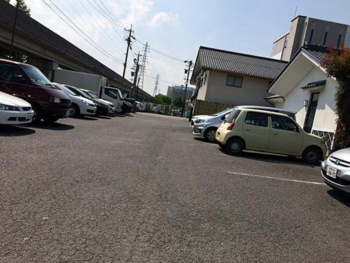 佐久の草笛駐車場