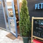 日本3大ケーキの町、佐久のカフェ、ピータースのケーキセットがうまし!