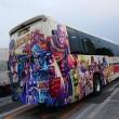 北斗の拳バス